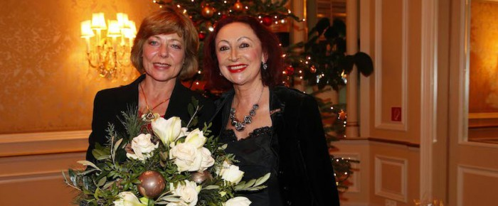 """Angel Tree"" mit First Lady Daniela Schadt für Kinderrepublik in Kolumbien"