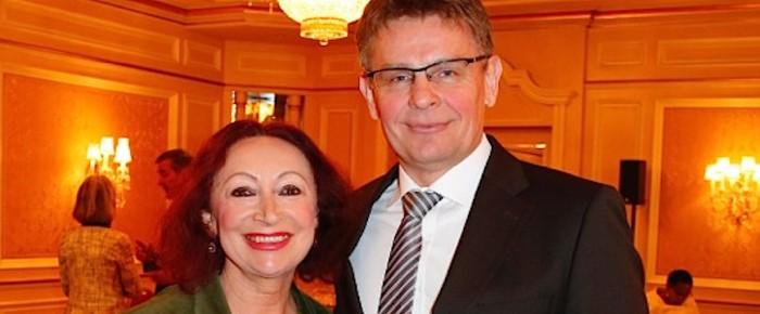 Polizeipräsident Kandt beim Ambassadors Club: Botschafter fühlen sich sicher in Berlin