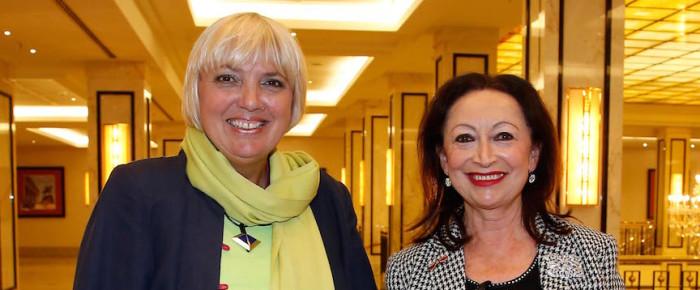 """Women for Peace"" with Claudia Roth MP, Vice-President of the German Bundestag"