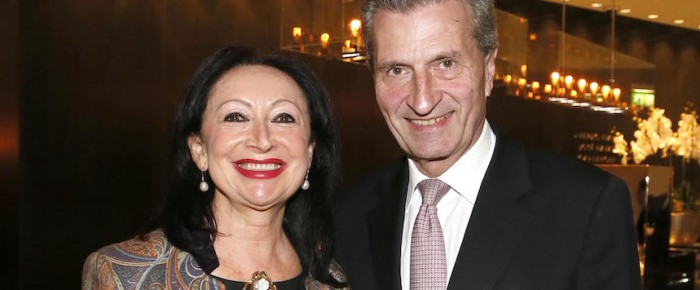 Günther Oettinger spoke about Digital Revolution
