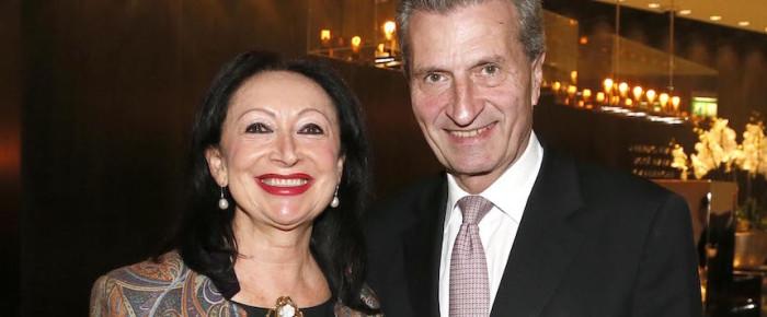 Günther Oettinger spricht über Digitale Revolution