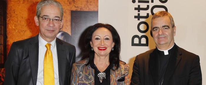 Botschafter besuchten Botticelli-Ausstellung