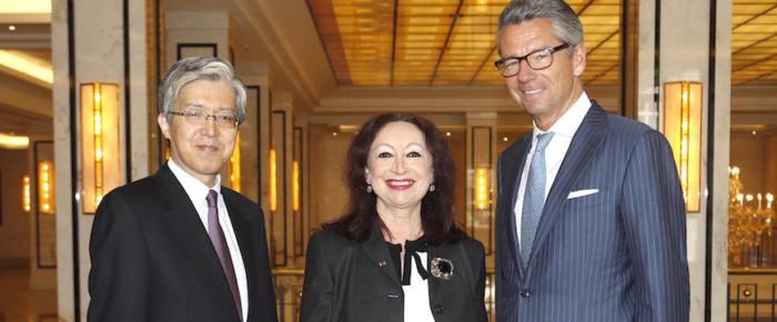 Ambassadors Club diskutiert Freihandel