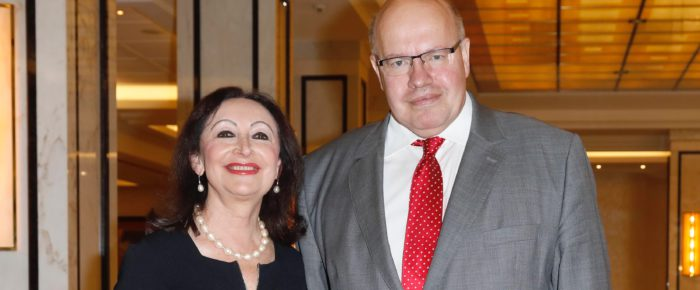Federal Minister Altmaier as guest at the Ambassadors Club