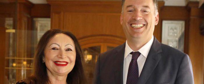 Jour Fixe mit Staatsminister Niels Annen