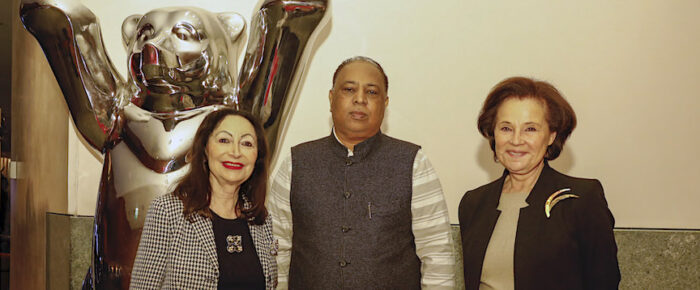 Ambassadors Club besucht 70. Berlinale