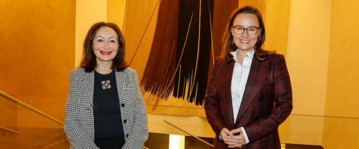 "Ambassadors Club invites to ""Women in Politics and Diplomacy"""