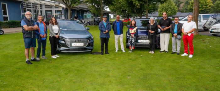 Ambassadors Club startet mit traditionellem Golfturnier